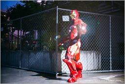 LanaCosplay as Iron Man