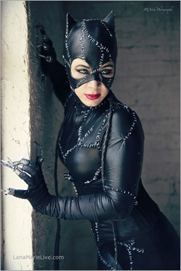 LanaCosplay as Catwoman (Photo by JR Vork)