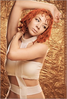 LanaCosplay as LeeLoo (Photo by Digital Asylum Studios)