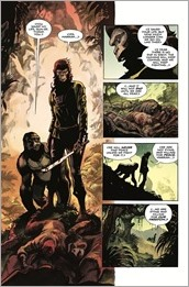 Tarzan on the Planet of the Apes #2 Preview 6