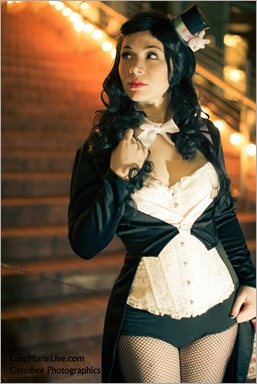 LanaCosplay as Zatanna (Photo by Genobee)