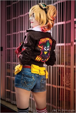 Musable Cosplay as Harley Quinn (Photo by SalkCity Photography)