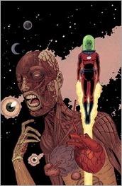Black Hammer #5 Cover