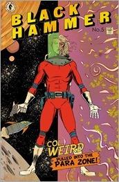 Black Hammer #5 Cover - Lemire Variant