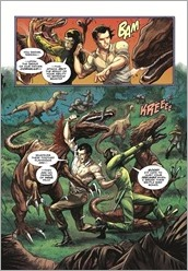 Tarzan on the Planet of the Apes #3 Preview 2