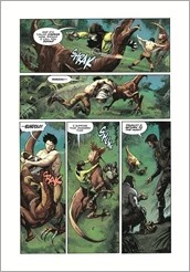 Tarzan on the Planet of the Apes #3 Preview 3