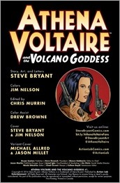 Athena Voltaire & The Volcano Goddess #1 Preview 1