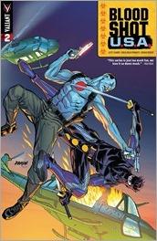 Bloodshot U.S.A. #2 Cover C - Johnson