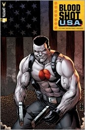 Bloodshot U.S.A. #2 Cover - Robertson Variant