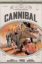 Cannibal #2 Cover
