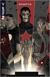 Divinity III: Stalinverse #2 Cover