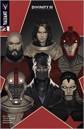 Divinity III: Stalinverse #3 Cover