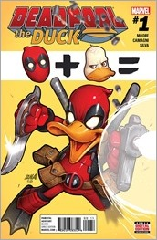 Deadpool The Duck #1 Cover