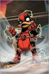 Deadpool The Duck #1 First Look Preview 4