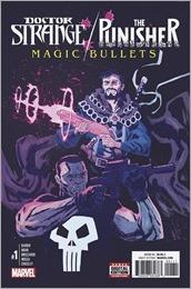 Doctor Strange/Punisher: Magic Bullets #1 Cover - Walsh