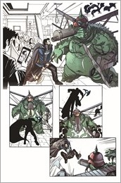 Doctor Strange/Punisher: Magic Bullets #1 First Look Preview 3