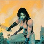 First Look: Gamora #1 by Perlman & Checchetto
