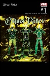 Ghost Rider #1 Cover - Smith Hip-Hop Variant