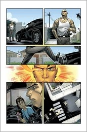 Ghost Rider #1 First Look Preview 1