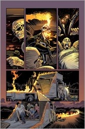 Ghost Rider #1 First Look Preview 3