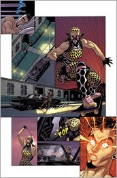 Ghost Rider #1 First Look Preview 4