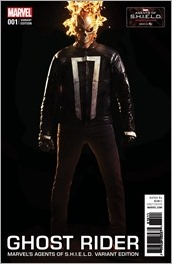 Ghost Rider #1 Cover - TV Photo Variant