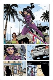 Hawkeye #1 First Look Preview 3
