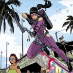 First Look: Hawkeye #1 by Thompson & Romero (Marvel)