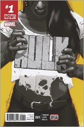 Hulk #1 Cover
