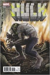 Hulk #1 Cover - Guerra Variant