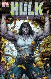 Hulk #1 Cover - Keown Variant