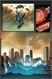 Invincible Iron Man #2 First Look Preview 2
