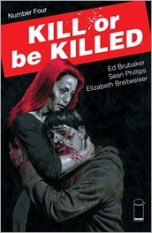 Kill or Be Killed #4 Cover