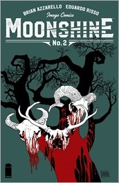 Moonshine #2 Cover