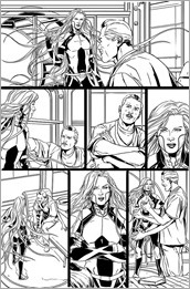 Ninjak #23 First Look Preview 8