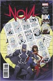 Nova #1 Cover - Pham ICX Variant