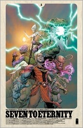 Seven To Eternity #3 Cover
