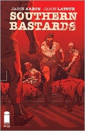 Southern Bastards #15 Cover