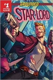 Star-Lord #1 Cover
