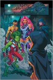 Teen Titans #2 Preview 5