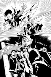 Teen Titans #3 First Look Preview 4