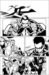 Teen Titans #3 First Look Preview 5