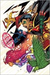 Teen Titans #2 Cover