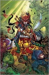 Teen Titans #3 Cover