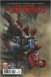 The Clone Conspiracy #3 Cover