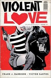 Violent Love #1 Cover