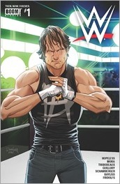 WWE: Then. Now. Forever. #1 Cover A - Ambrose