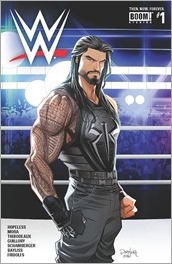 WWE: Then. Now. Forever. #1 Cover C - Reigns