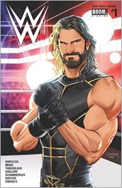 WWE: Then. Now. Forever. #1 Cover E - Rollins