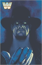 WWE: Then. Now. Forever. #1 Cover G - Undertaker